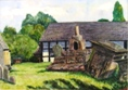 20  Bill Crouch  Colwall Alehouse  Watercolour